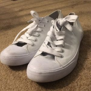Mossimo White Sneakers